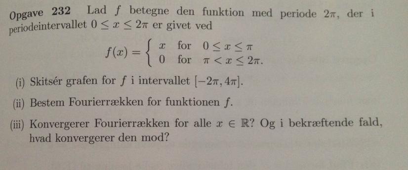 matematik på a niveau opgaver