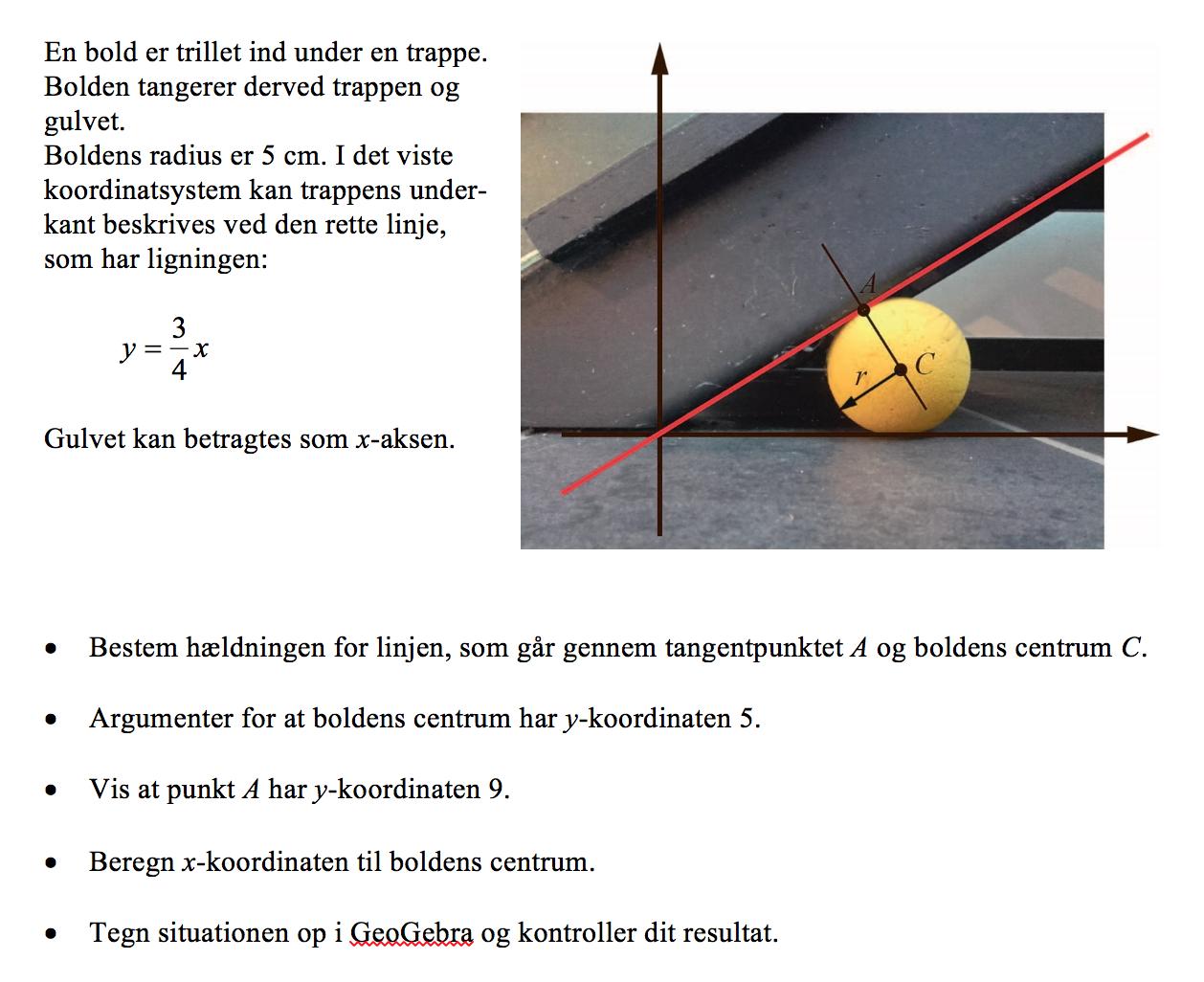 skalering matematik
